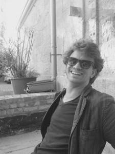 Michael von Pascal im Sommer 2015